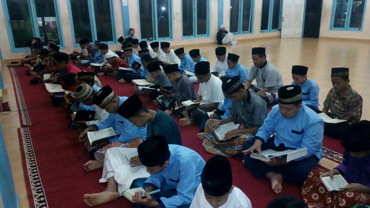 Tilawah al Qur'an setelah shalat